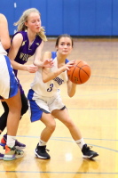 Gallery: Girls Basketball Friday Harbor @ South Whidbey